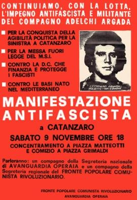 1974 - MANIFESTAZIONE A CZ
