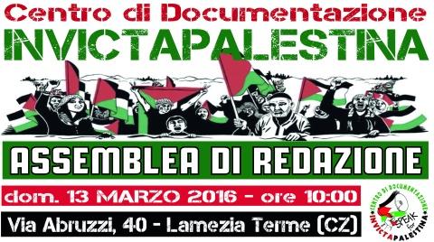 banner assemblea 13 marzo
